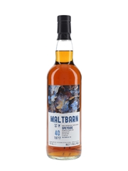 Speyside 1977 40 Year Old Bottled 2018 - Maltbarn 70cl / 46.3%