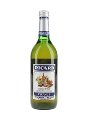 Ricard Pastis Bottled 1980s 70cl / 45%