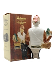 Ballantine's 14 Year Old The Seated Fisherman Bottled 1960s - Collector Originals 75.7cl / 43%