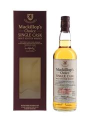 Macallan 1992 Mackillop's Choice