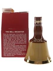 Bell's Old Brown Decanter Bottled 1980s 5cl / 40%