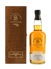 Macallan 1966 34 Year Old Rare Reserve