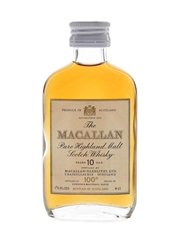 Macallan 10 Year Old 100 Proof