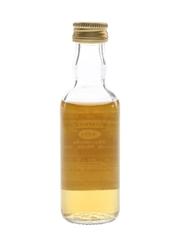 Knockdhu 1974 Connoisseurs Choice Bottled 1980s - Gordon & MacPhail 5cl / 40%