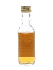 Benrinnes 1968 Connoisseurs Choice Bottled 1980s - Gordon & MacPhail 5cl / 40%