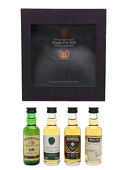 Single Pot Still Whiskeys Of Midleton Set