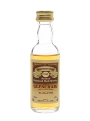 Glencraig 1968 Connoisseurs Choice Bottled 1980s - Gordon & MacPhail 5cl / 40%
