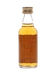 Glenfarclas 8 Year Old 70 Proof Bottled 1970s-1980s 5cl / 40%