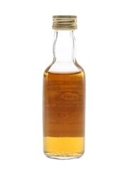 Glenlossie 1968 Connoisseurs Choice Bottled 1980s - Gordon & MacPhail 5cl / 40%