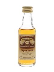 Speyburn 1971 Bottled 1980s - Connoisseurs Choice 5cl / 40%