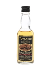 Tomatin 10 Year Old Bottled 1980s 4.6cl / 40%