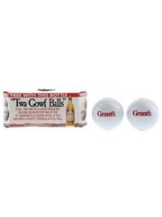Grant's Twa Gowf Balls Dunlop