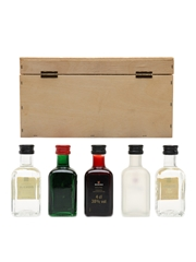 Bokma Genever Set  5 x 4cl