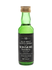 Bowmore 13 Year Old