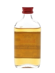 Balblair 10 Year Old Bottled 1970s - Gordon & MacPhail 5cl / 40%