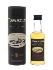 Tomatin 10 Year Old Bottled 1990s 5cl / 43%