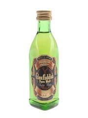 Glenfiddich Pure Malt Bottled 1980s 5cl / 40%