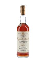 Macallan 1972 18 Year Old