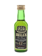 Bell's 12 Year Old Bottled 1980s 4.7cl / 43%