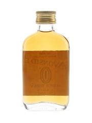 Avonside 100 Proof Bottled 1960s-1970s - James Gordon 5cl / 57%