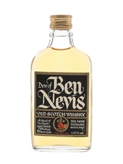 Dew Of Ben Nevis Bottled 1970s 4.7cl / 43%