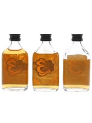 The Three Scotches Bottled 1970s - Paisley Whisky Co. Ltd. 3 x 4.7cl / 43%
