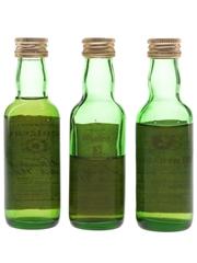 Lambert Brothers Blended Whisky Boulevard, Headington & Murnane's - US Imports 3 x 5cl / 40%