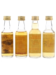 Scottish Collection Scotch Whisky Amazing Grace, Gardener's Choice, Hot Toddy & Mother's Toddy 4 x 5cl / 40%