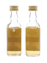 Campbeltown Commemoration 12 Year Old Bottled 1980s 2 x 5cl / 40%