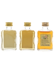 Murray's Scottish Highland Liqueur & Stag's Breath  3 x 5cl
