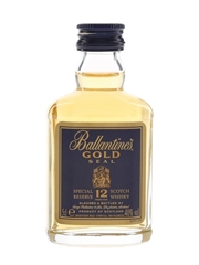 Ballantine's 12 Year Old Gold Seal  5cl / 40%