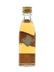 Johnnie Walker Black Label Extra Special Bottled 1960s 5cl / 40%