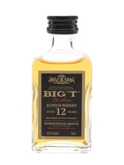 Big T 12 Year Old De Luxe Tomatin Distillery Company 5cl / 43%
