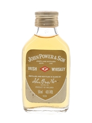 John Power & Son Bottled 1980s 5cl / 40%