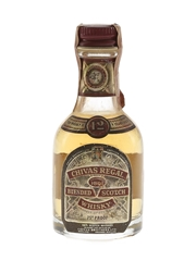 Chivas Regal 12 Year Old Bottled 1960s 5cl / 43%