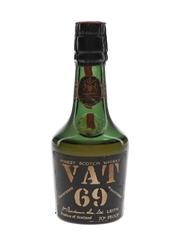 Vat 69 Bottled 1950s 5cl / 40%