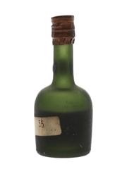 Courvoisier Napoleon Cognac Bottled 1950s 3cl / 40%