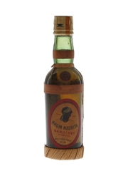 Bardinet Negrita Old Nick Rum Bottled 1960s 5cl