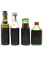 Martini Dry & Rosso Vino Vermouth  4 x 5cl-6cl