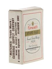 Findlater's, Grant's & Glengoyne Tiny Novelty Scotch Whiskies Bottled 1970s 5 x 0.1cl / 40%
