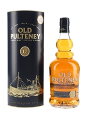Old Pulteney 17 Year Old  70cl / 46%