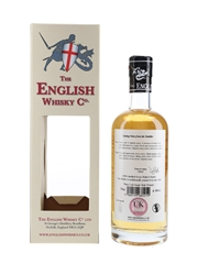 English Whisky Co. Chapter 7 Rum Cask 765 & 766 Bottled 2014 - Rum Cask 70cl / 46%