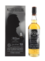 Arran 2007 James MacTaggart 10th Anniversary 70cl / 54.2%