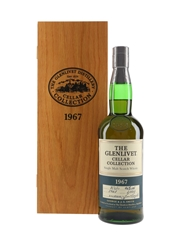 Glenlivet 1967 33 Year Old Cellar Collection Bottled 2000 70cl / 46%