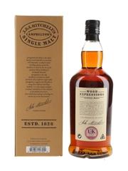 Springbank 1997 12 Year Old Claret Wood Bottled 2010 70cl / 54.4%