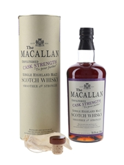 Macallan 1980 Cask Strength ESC 2
