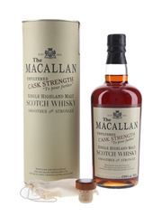 Macallan 1990 Cask Strength ESC 4