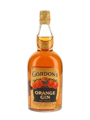 Gordon's Orange Gin Spring Cap
