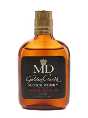 MD Golden Crown Bottled 1950s-1960s - Melrose Drover 5cl / 40%