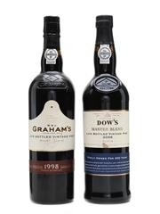Graham's 1998 & Dow's 2006 Port